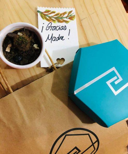 """Box """"Madre e Hija"""" Handmade By Mel - Mensaje Personalizado para mamá en su día - Día de la madre 2021"""
